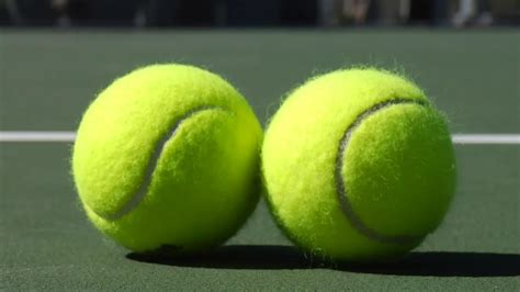 what color is a tennis what colour are tennis balls roger federer finally
