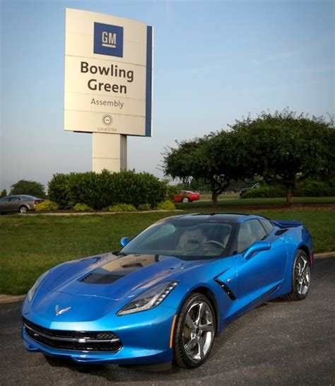 corvette plant bowling green kentucky kentucky beyond the bourbon