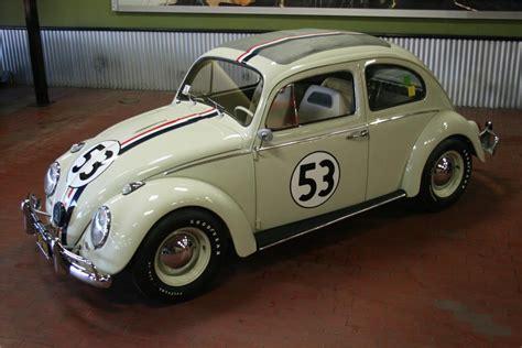 volkswagen beetle herbie 1963 volkswagen beetle sunroof custom herbie 184198