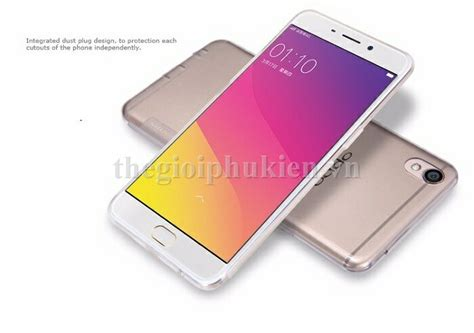 Nillkin Oppo F1 Plus 盻壬 l豌ng silicon d蘯サo trong su盻奏 oppo f1 plus ch 237 nh h 227 ng