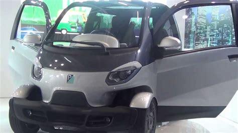 Piaggio Auto by Piaggio Nt3 Compact Concept At 12th Auto Expo 2014 The