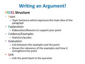 Structure Of An Argumentative Essay by Structure Of Introduction And Paragraph Miss Cheng S Gp Place