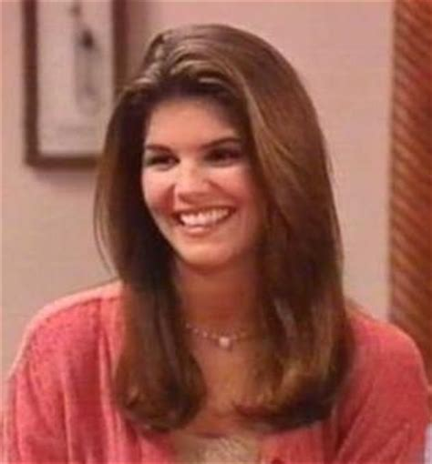 who played becky on full house 301 moved permanently