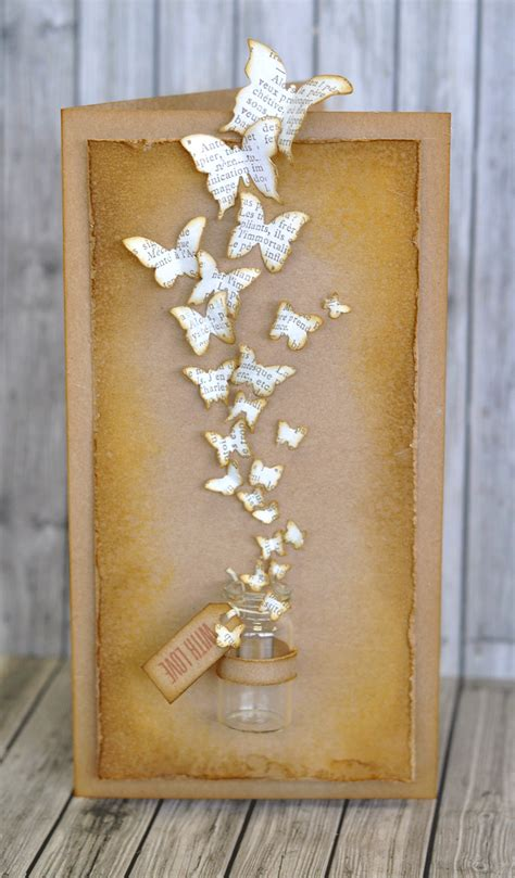 Handmade Crafts Uk - crafting ideas from sizzix uk flights of fancy