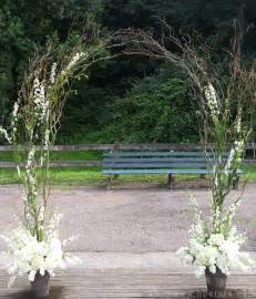 wedding arches made twigs receptions and events oberer s flowers serving dayton columbus cincinnati indianapolis and