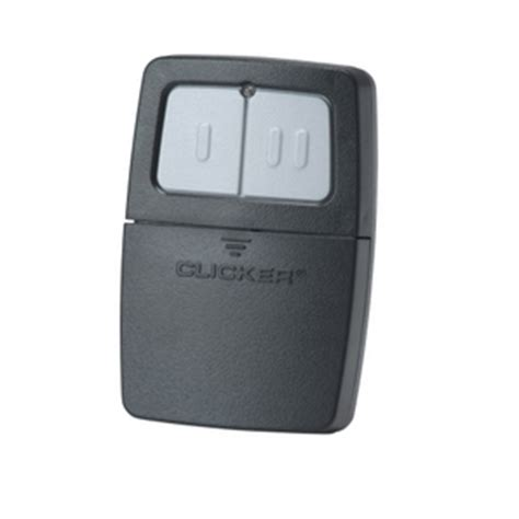 Clicker Universal Garage Door Remote by Clicker Garage Door Remote Neiltortorella