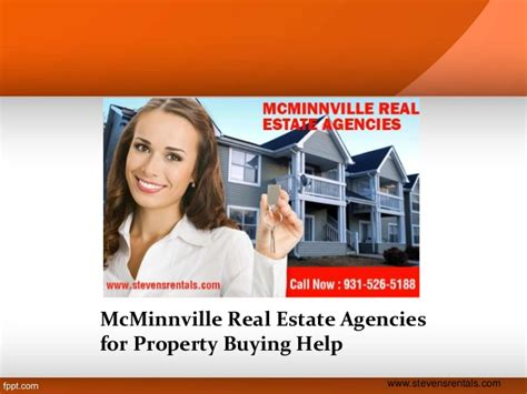 house buying assistance mcminnville real estate agencies for property buying help