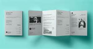 psd double gate fold brochure vol2 psd mock up templates