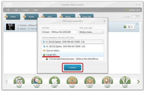 create a create iso free make iso from any or dvd