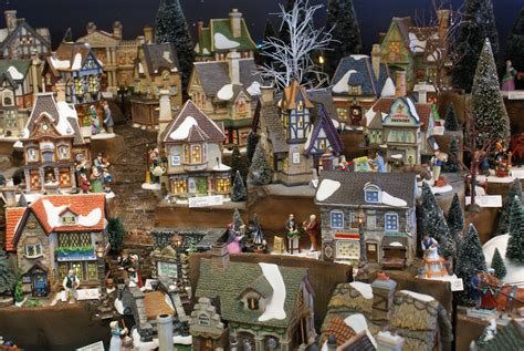 dickens village display ideas pictures to pin on pinterest