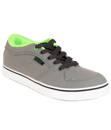 ucb gray lifestyle shoes available at snapdeal for rs 1750