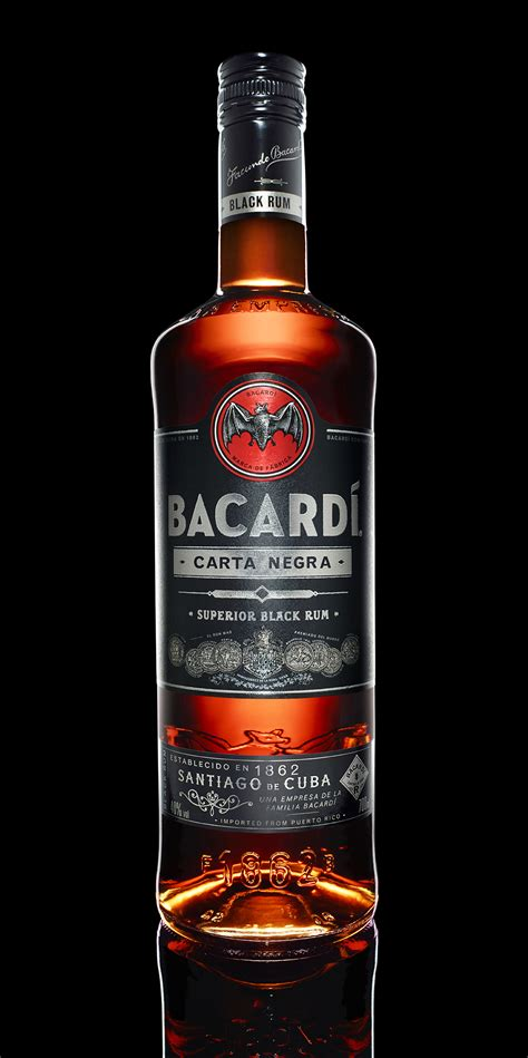 Code Bacardi Bottle White bacard 205 174 rum unveils new bottle and label design for world