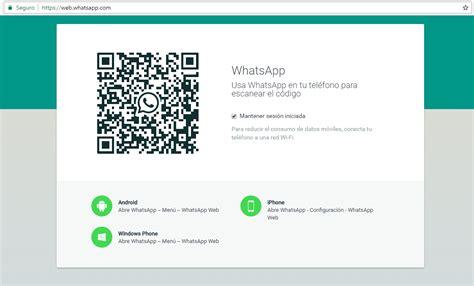 imagenes whatsapp no se ven atenci 243 n whatsapp web no requiere instalaci 243 n