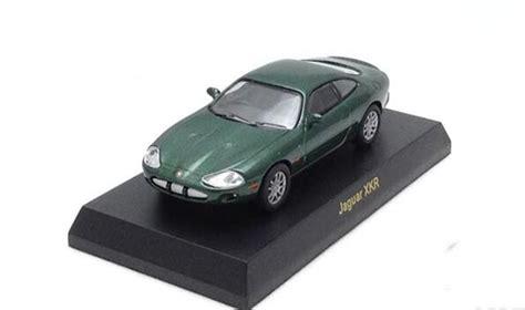 Diecast Mobil Jaguar Xkr Silver silver green 1 64 kyosho diecast jaguar xkr model nb9t475 ezbustoys