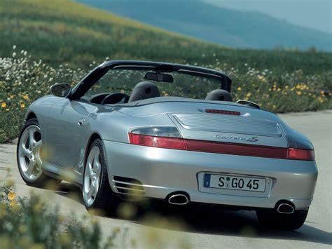 Porsche 996 Carrera Cabrio by Porsche 911 Carrera 4s Cabriolet 996 2003 2004 2005
