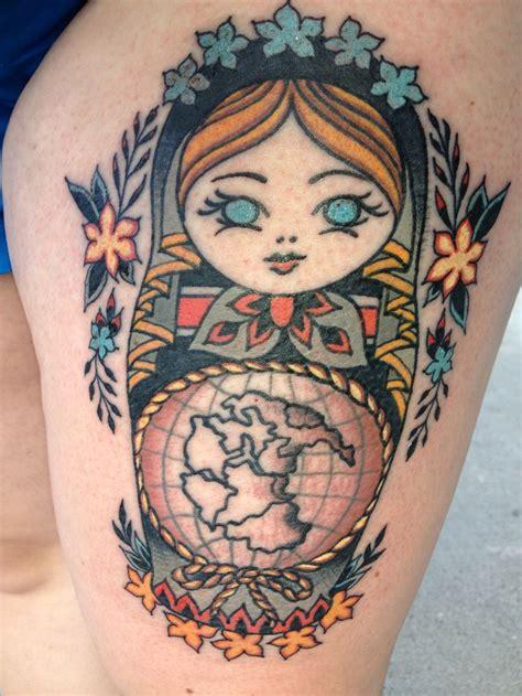 tattoo meaning russian doll pin by ellie swiezynski on russian doll tattoo pinterest