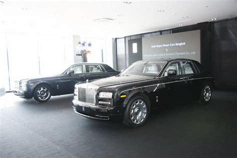 Rolls Royce Portal Prvi Rolls Royce Salon U Bangkoku Luksuzni