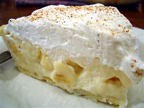 Banana Pie Two Ways Beginner Expert by Banana Pie Recipe Food