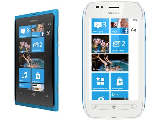 Nokia Lumia Windows 7 nokia windows phone 7 lumia 800 vs apple iphone 4s