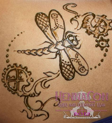 dragonfly henna tattoo 17 best images about steunk on steunk