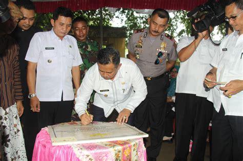 Situs Aborsi Indramayu Wabup Indramayu Pada Peresmian Situs Sidum Ingatkan Warga