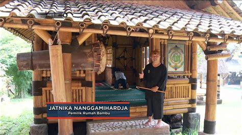 desain rumah menggunakan material bambu net youtube