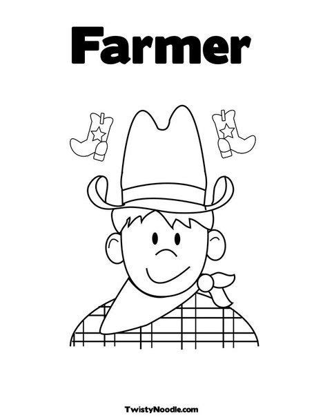 farmer coloring pages farmer coloring page preschool books who took the
