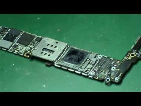 reballing cpu a9 iphone 6s plus