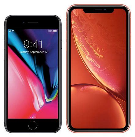 compare smartphones apple iphone   apple iphone xr