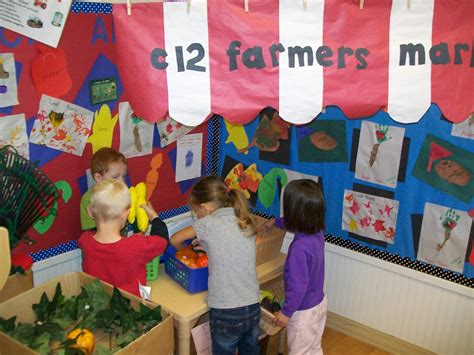 themes for dramatic play center dramatic play ideas the classrooms created a farmer s