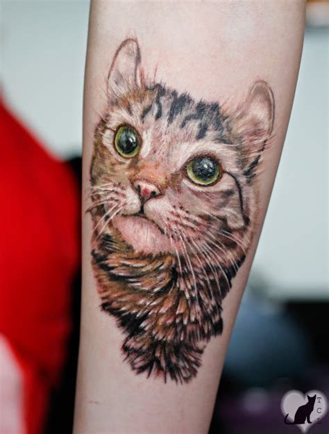 tattoo cat realistic cat tattoos every cat tattoo design placement and style