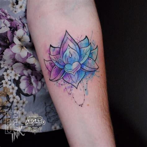 watercolor mandala tattoo google search ink