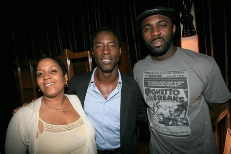 Isaiah Washington Seeks Counseling Treatment by Idris Elba Pictures And Photos Fandango