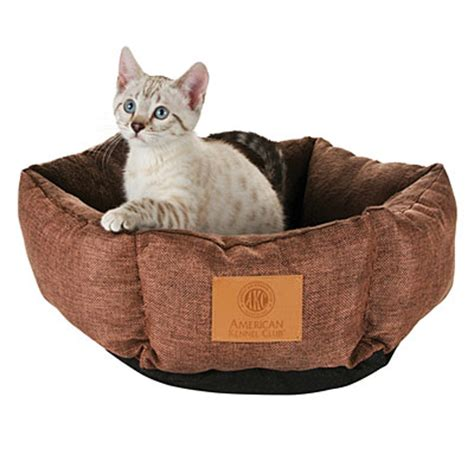 big lots dog beds american kennel club 174 17 quot burlap cuddle cup pet bed big lots