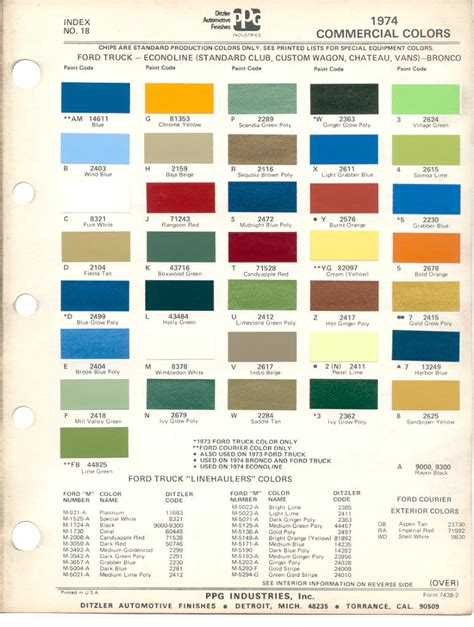ppg paint colors ppg ford paint colors driverlayer search engine