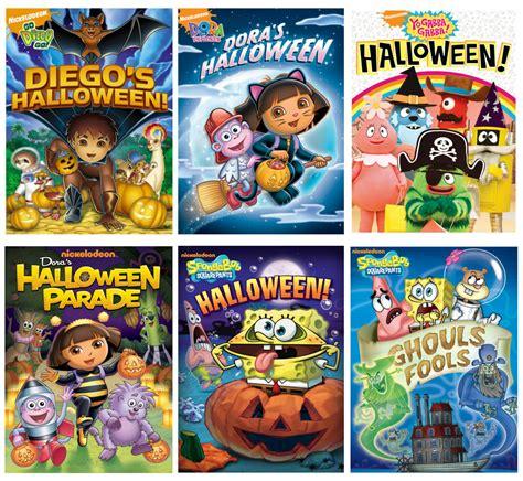 Nickelodeon Giveaway - nickelodeon halloween dvd roundup giveaway annmarie john