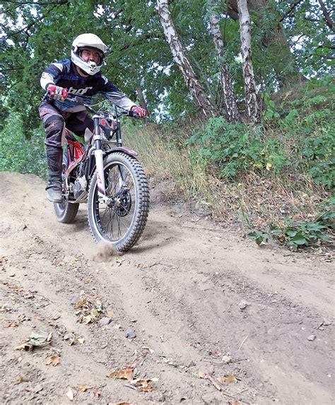 Motorrad Trial Bremen by Trial Einsteigertraining F 252 R Jedermann Ausprobiert In