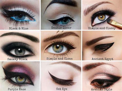 Cara Pakai Eye Liner eye makeup liner tips style guru fashion glitz