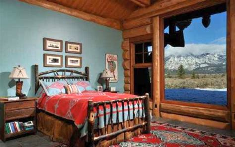 Cabin Bedroom Decorating Ideas by Cabin Bedroom Decorating Ideas For