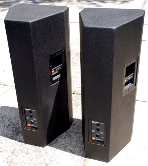 Speaker Jbl 12 jbl srx722 dual 12 quot high powered loudspeakers jelyfinger guitars