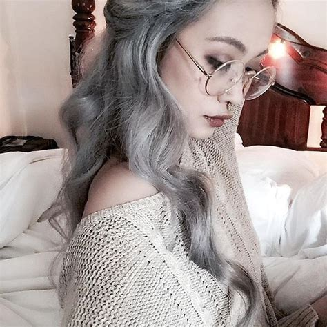 silver hair color dye 17 best ideas about grey hair dyes on what