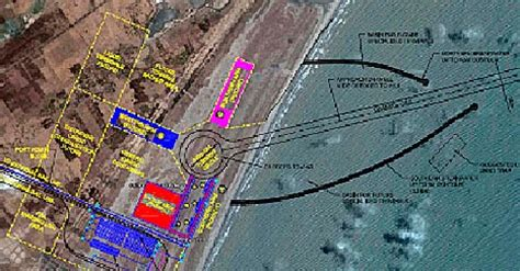 layout design for greenfield port filyos development of greenfield deep water port at machilipatnam