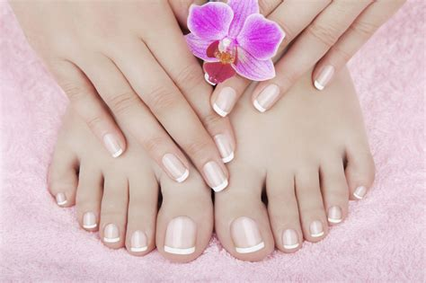 pedicure nail services a step above salon services