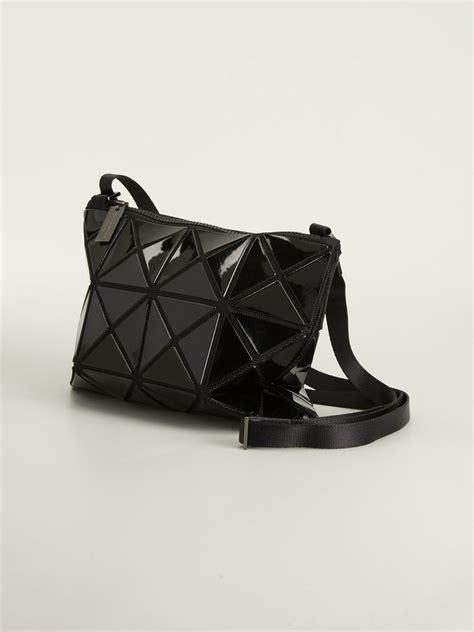 Baobao Sling lyst bao bao issey miyake prism shoulder bag in black