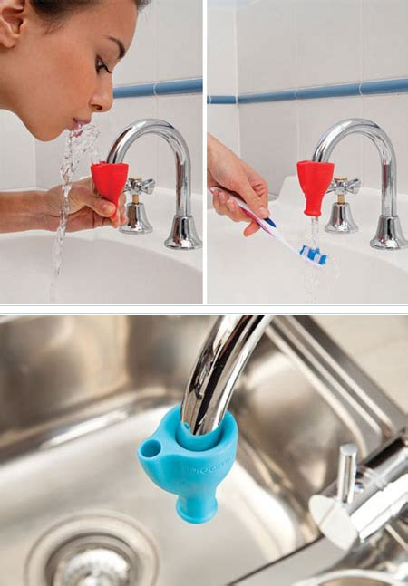 drinking water from bathroom tapi by dreamfarm kid bathrooms drinking fountain and