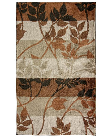 bacova accent rugs bacova rugs cashlon tonal vine accent rugs bath rugs