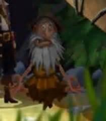 david herman behind the voice actors voice of herman toothrot monkey island behind the