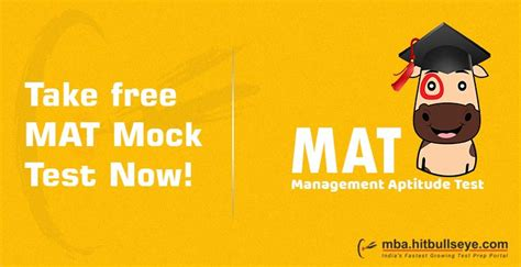 Mat Test For Mba by Mat Mock Test Mat Sle Papers Mat Practice Test
