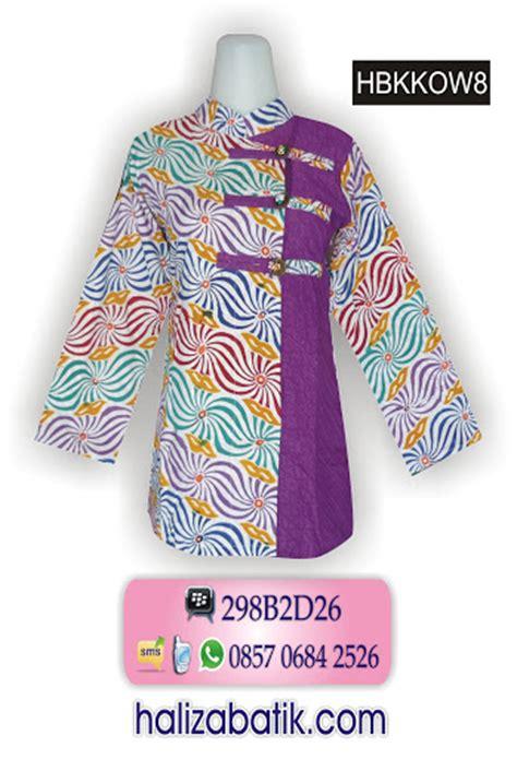 Hem Oscar Baju Wanita Bagus Murah 1 model baju batik modern wanita grosir batik gamis batik