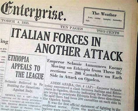 best italian newspaper italy invades benito mussolini world series